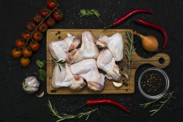 alette pollo